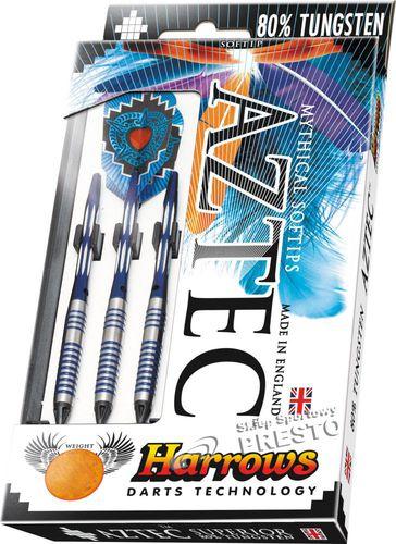 Harrows Rzutki do dart softip Aztec 16g Harrows  roz. uniw (006335)