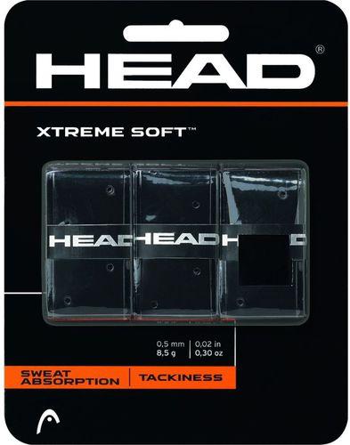 Head Owijki na rakietę tenisową Xtreme Soft Head  roz. uniw (285104)