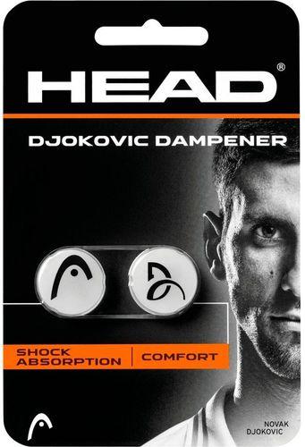Head Tłumik drgań rakiety tenisowej Djokovic Dampener Head  roz. uniw (285704)