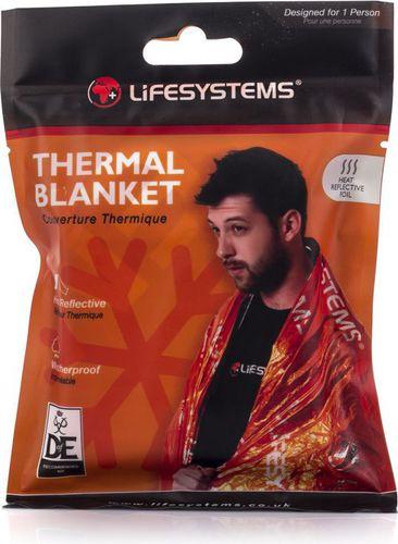 Lifesystems Folia ochronna Thermal Blanket Lifesystems  roz. uniw (421201)