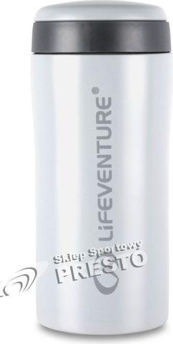 Lifeventure Kubek termosowy Thermal Mug 330ml Lifeventure biały roz. uniw (LV-9530W)