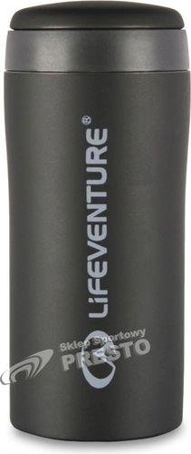 Lifeventure Kubek termosowy Thermal Mug 330ml Lifeventure czarny matowy roz. uniw (LV-9530M)