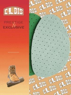 Elbis Półwkładki lateksowe do butów Elbis  roz. 41-42