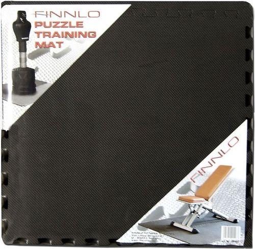 Finnlo Mata ochronna modułowa puzzle 190x130cm Finnlo  roz. uniw (99996)