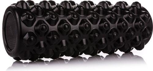 FleXifit Wałek do masażu Rumble Roller Flexifit czarny roz. uniw