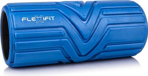 FleXifit Wałek do masażu V-Roller Flexifit niebieski roz. uniw