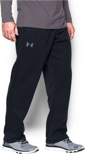 Under Armour Spodnie dresowe męskie Rival Trousers Black r. S (1280779001)