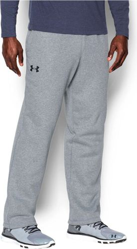 Under Armour Spodnie męskie Rival Trousers True Gray Heather Szare r. S (1280779025)