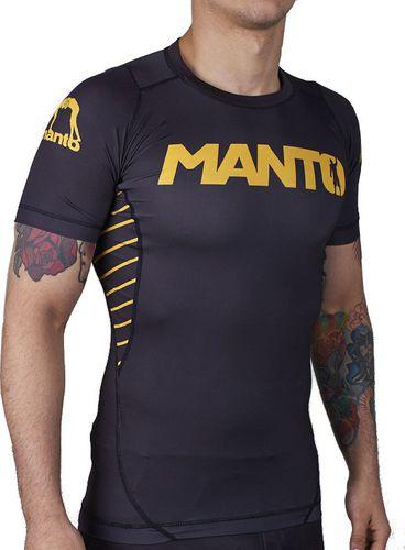 Manto Koszulka męska Short Sleeve Rashguard Champ r. XL (MNR430)