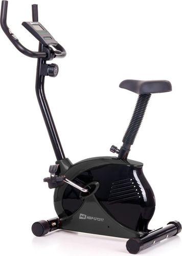 Hop-Sport Rower magnetyczny HS-2080 Spark Hop-Sport grafitowo-czarny roz. uniw (HS-2080)