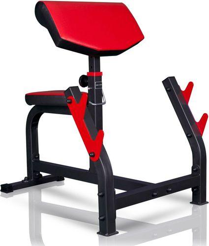 Marbo Sport Ławka Scotta czerwona 100x93x73 cm (MS-L107)