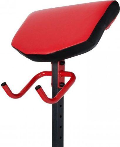 Marbo Sport Modlitewnik Semi-Prof czerwony 64x55x31 cm (MS-A101)