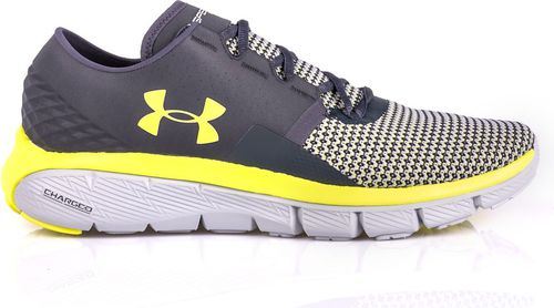 Under Armour Buty męskie Speedform Fortis 2 Stealth Gray/Overcast Gray/Flash Light r. 42.5 (12739428)