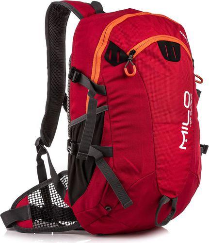 Milo Plecak trekkingowy Gudya 25 Milo czerwony roz. uniw (335636)