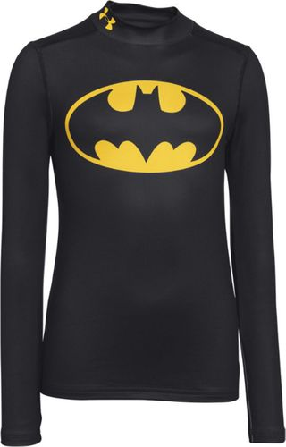Under Armour Bluza juniorska Transform Yourself Alter Ego Batman czarna r. L (1268311001)