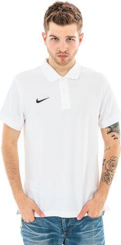 Nike Koszulka męska Polo Core Nike biała r. XXL (454800100)
