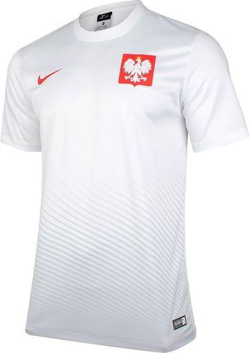 Nike Koszulka dziecięca Poland Supporters biała r. L (846807100)