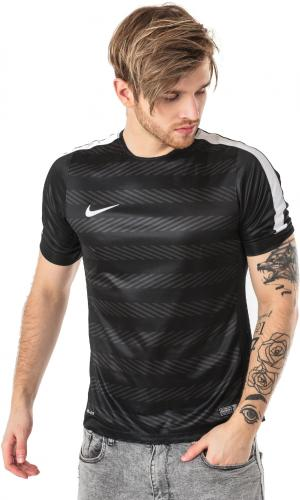 Nike Koszulka Squad PM czarny r. XL (619203010)