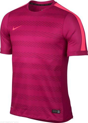 Nike Koszulka męska Squad PM czerwona r. XL (619203691)