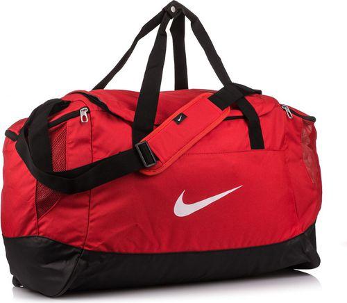 Nike Torba sportowa Club Team Duffel Large 60 Nike czerwony roz. uniw (BA5192658)