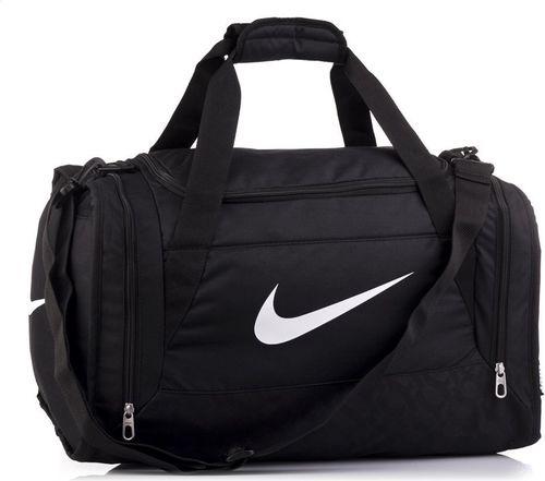 Nike Torba sportowa Brasilia 6 Small 44 Nike czarny roz. uniw (BA4831001)