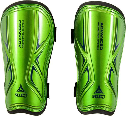 Select Ochraniacze piłkarskie Shin Guards Standard zielone r. XS