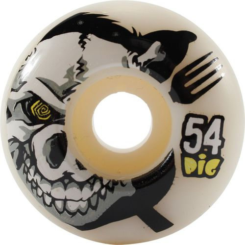 Pig Kółka do deskorolki XRay 54mm Pig Wheels  roz. uniw (WHLPG16754)