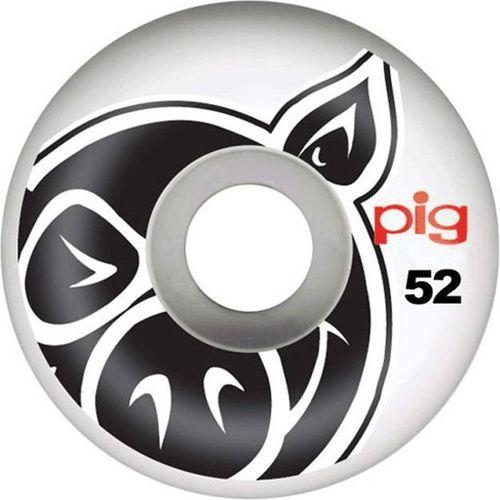 Pig Kółka do deskorolki Head Natural 52mm Pig Wheels  roz. uniw (WHLPG2252)