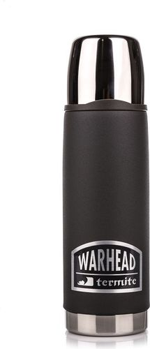 Termite Termos stalowy próżniowy Warhead 0,5L Vacuum Bottle Termite Gray roz. uniw