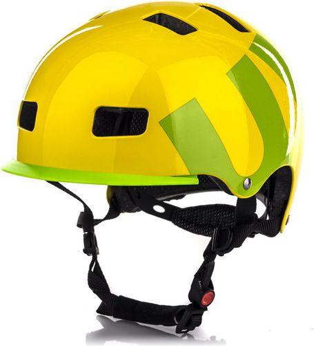 UVEX Kask rowerowy HLMT 5 Bike Pro Uvex Yellow/Green roz. 58-61 (S4103030117)