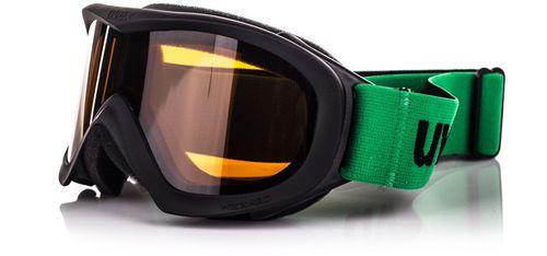 UVEX Gogle narciarskie dziecięce Wizzard DL Uvex Black roz. uniw (S5538120222)