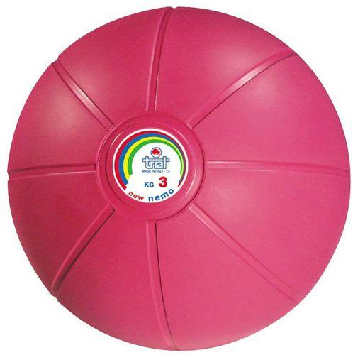 TRIAL Piłka lekarska ciśnieniowa 3kg Trial  roz. uniw (16 007 0004)