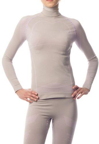 Spaio Koszulka damska Thermo W03 Spaio Light Grey/Pink r. XL