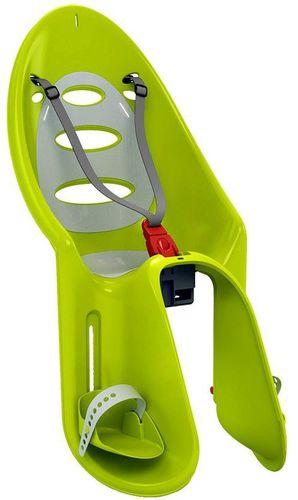OK Baby Fotelik rowerowy na bagażnik dla dziecka Eggy OK Baby zielony roz. uniw (357567)
