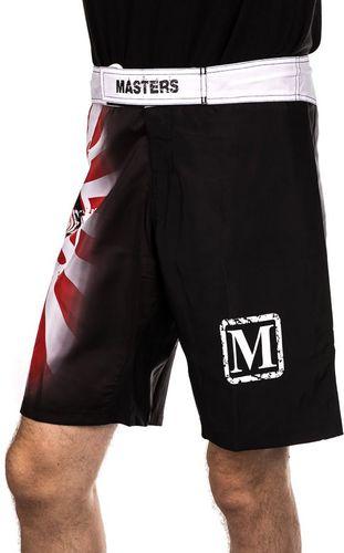 Masters Spodenki do MMA Masters SMMA-6  czarne r. M (SMMA-6)