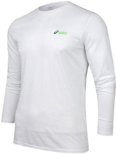 Asics Koszulka Long Sleeve Tee biała r. XXL (123064.0001)
