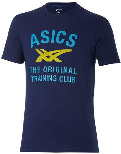 Asics Koszulka dziecięca niebieska r. 128 cm (323081.8052)