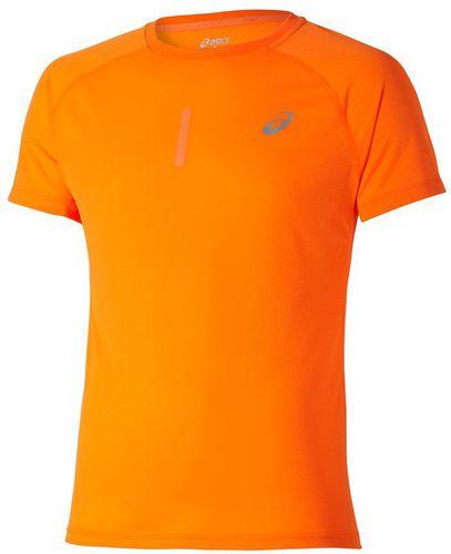 Asics Koszulka męska SS Top pomarańczowa r. S (121619 0521)