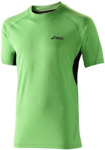 Asics Koszulka męska Pace SS Top zielona r. M (110507 0498)