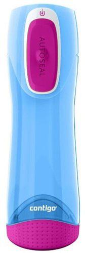 CONTIGO Butelka na napoje Swish 500ml Contigo Sky Blue uniw - 1238