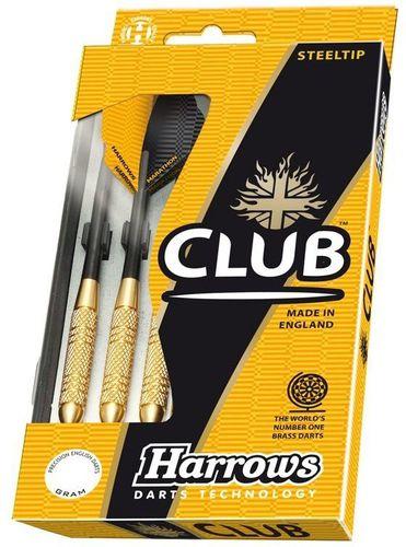 Harrows Rzutki do dart steeltip Club Brass 20g Harrows  uniw - 5574