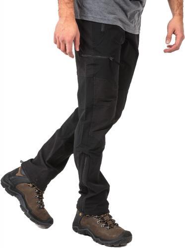 Milo Spodnie trekkingowe męskie Brenta Black r. L
