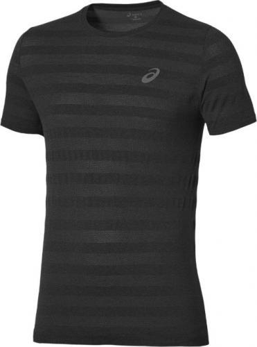Asics Koszulka męska FuzeX Seamless Tee Performance Black r. M (1299270904)
