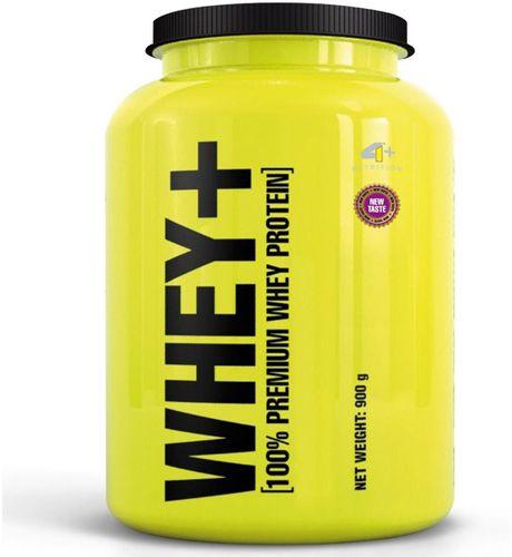 4+ Nutrition Odżywka białkowa Whey+ 900g truskawka/banan 4+ Nutrition truskawka/banan uniw - 422