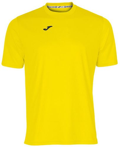 Joma sport Koszulka piłkarska Combi żółta r. S (100052.900)