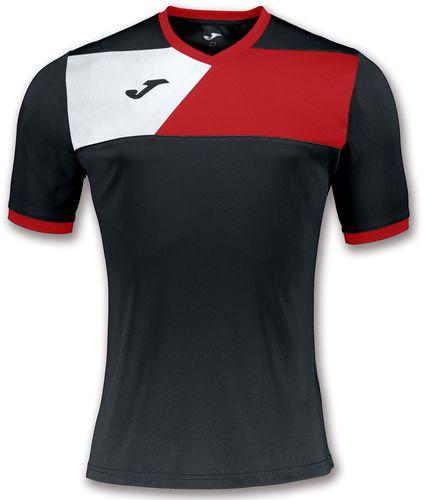 Joma sport Koszulka piłkarska Crew II czarna r. 104 cm (100611.106)