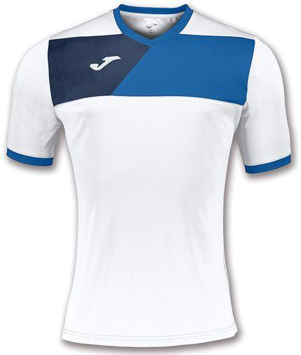 Joma sport Koszulka dziecięca Crew II biała r. S (100611.207)