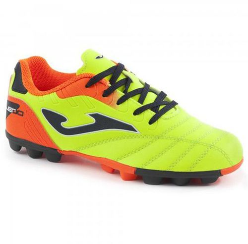 Joma sport Buty piłkarskie Toledo JR 711 limonkowe r. 32.5 (TOLJW.711.24)
