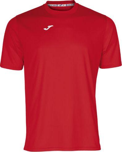 Joma sport Koszulka piłkarska Combi czerwona r. M (s288876)