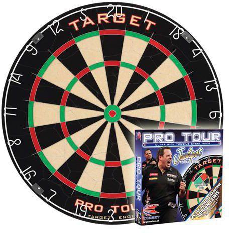 Target Tarcza dart sizalowa Target Pro Tour 109050   - 109050